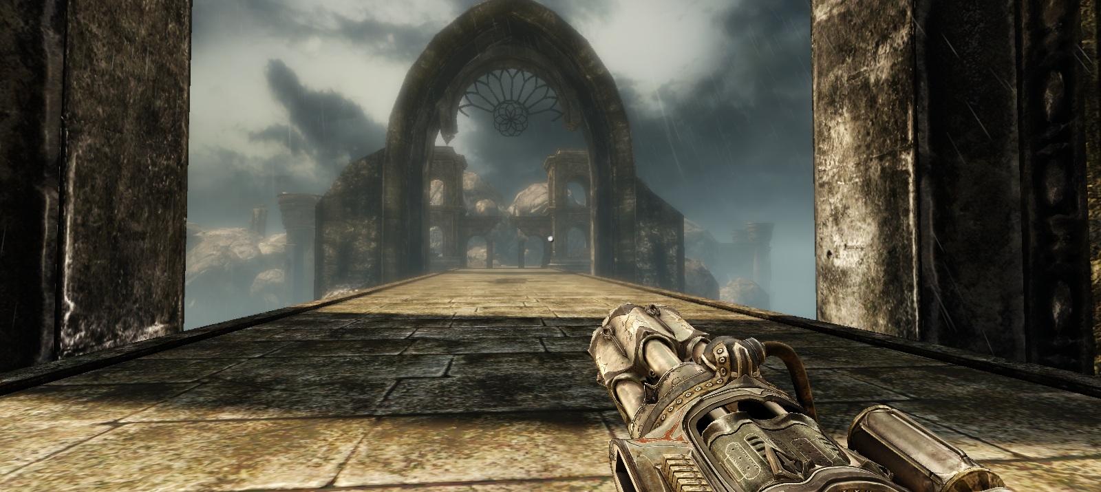 14. Ruiny
