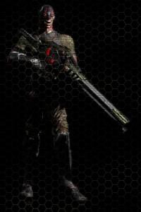 3. Klonovaný voják (laser)