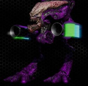 5. Biomechanoid, hlavní, Desolator verze