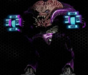 6. Bimechanoid, hlavní, Eradicator verze