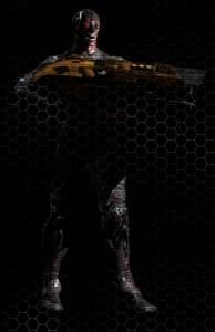8. Klonovaný voják (raketomet)