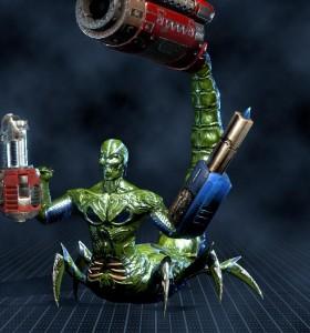 Arachnoid, terminator (20 000)
