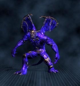Pekelný plazí démon, dělostřelec (6000)