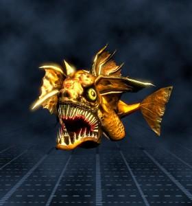 Reebská zubatá ryba (100)
