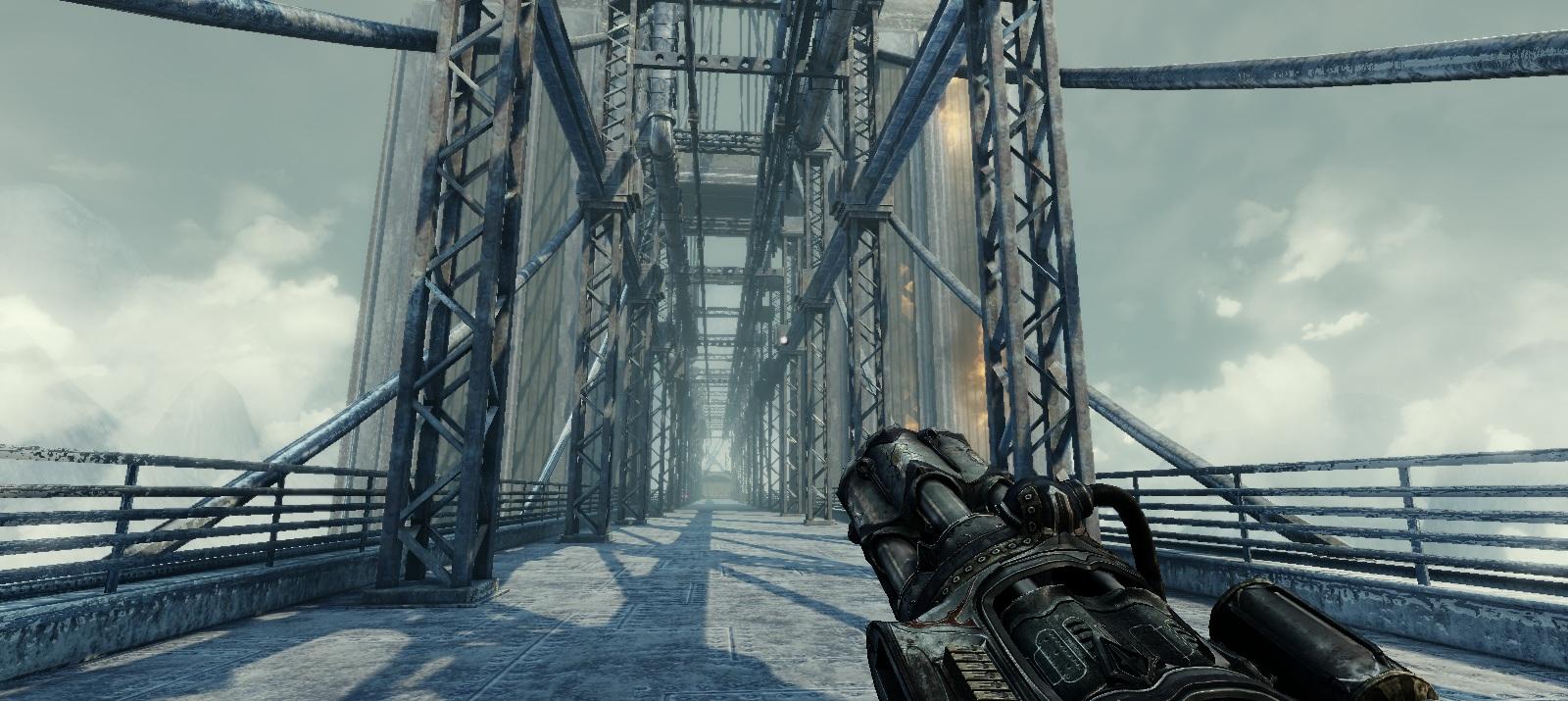 Sněžný most
